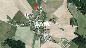 Prodej, Pozemky pro bydlení, 8643m² - Borek