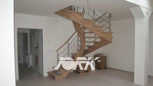 Prodej, NOVÝ mezonetový byt 3+kk, s terasou, 112 m² - Pardubice - Bubeníkova
