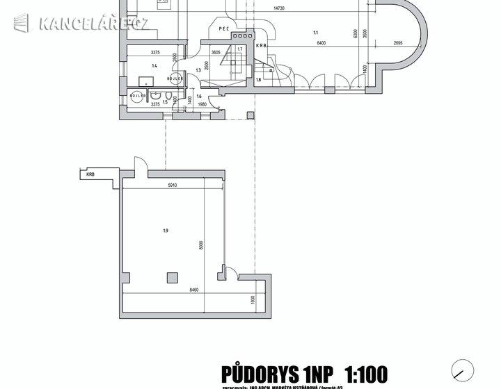 Rodinný dům na prodej - Štěchovice, 450 m² - foto 29
