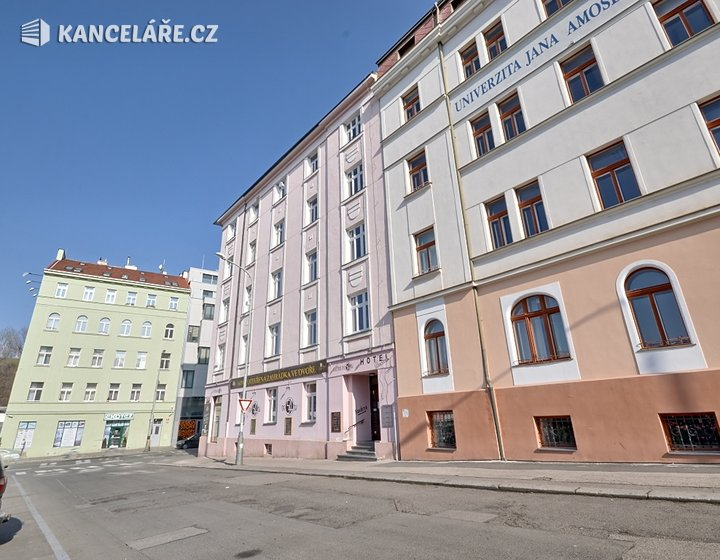 Kancelář k pronájmu - Koněvova 1107/54, Praha - Žižkov, 20 m² - foto 11
