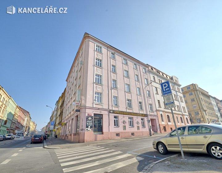 Kancelář k pronájmu - Koněvova 1107/54, Praha - Žižkov, 20 m² - foto 1