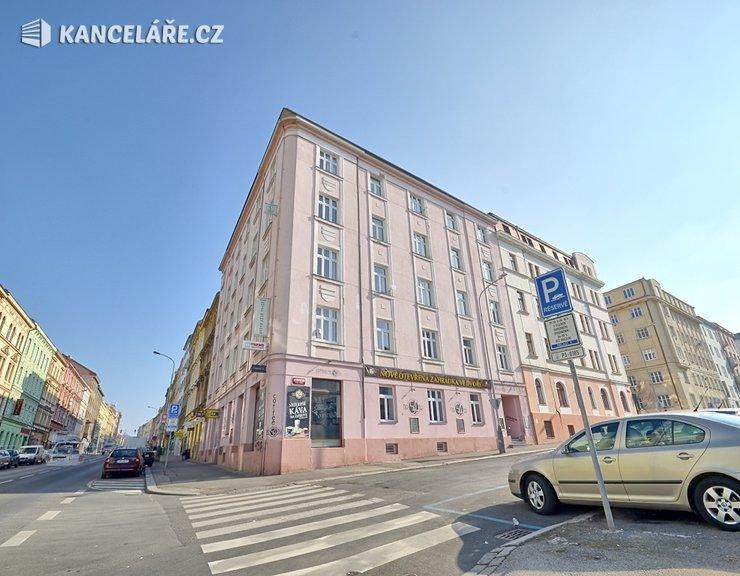 Kancelář k pronájmu - Koněvova 1107/54, Praha - Žižkov, 20 m²