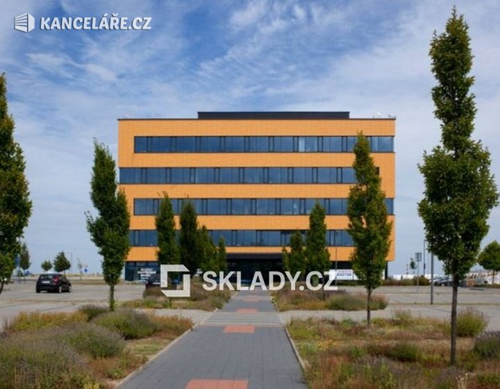 Kancelář k pronájmu - Praha - Horní Počernice, 547 m² - foto 1