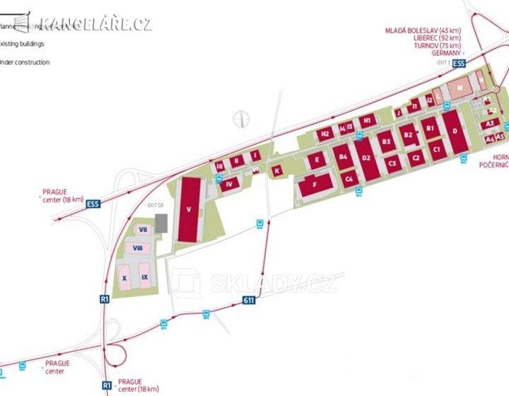 Kancelář k pronájmu - Praha - Horní Počernice, 547 m² - foto 6