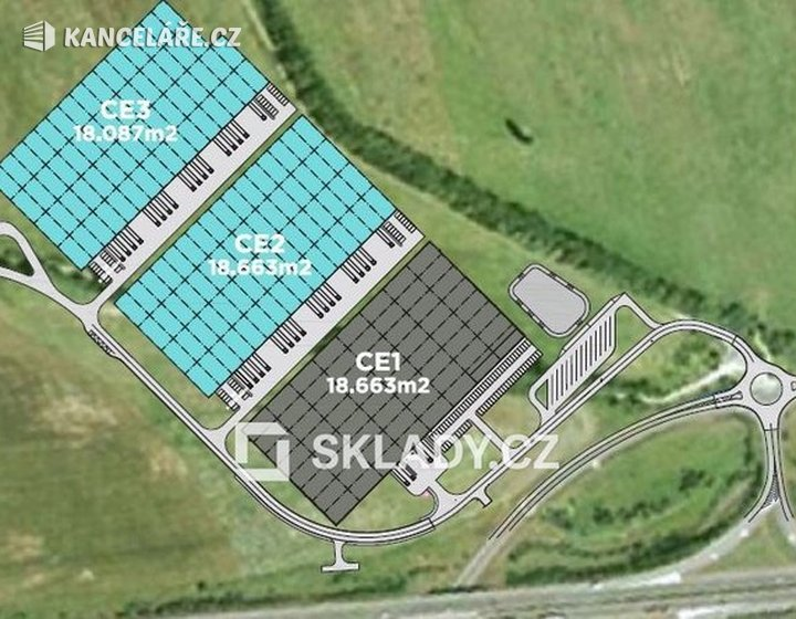 Sklad k pronájmu - Cerhovice, 9 000 m² - foto 7