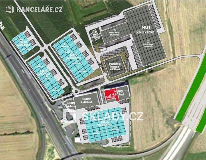 Sklad k pronájmu - Nupaky, 3 508 m² - foto 6