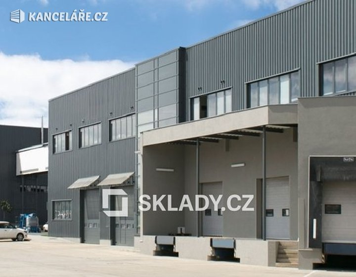 Sklad k pronájmu - Nupaky, 3 508 m² - foto 1