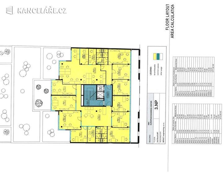 Kancelář k pronájmu - Dukelských hrdinů 564/34, Praha - Holešovice, 377 m² - foto 5