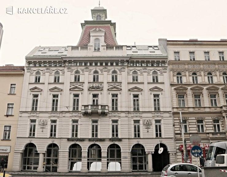 Kancelář k pronájmu - Dukelských hrdinů 564/34, Praha - Holešovice, 377 m²