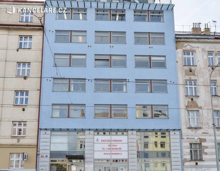 Kancelář k pronájmu - Na žertvách 2196/34, Praha - Libeň, 314 m² - foto 1