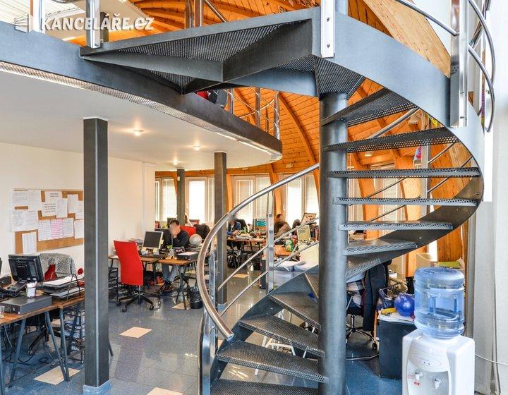 Kancelář k pronájmu - Na žertvách 2196/34, Praha - Libeň, 314 m² - foto 8