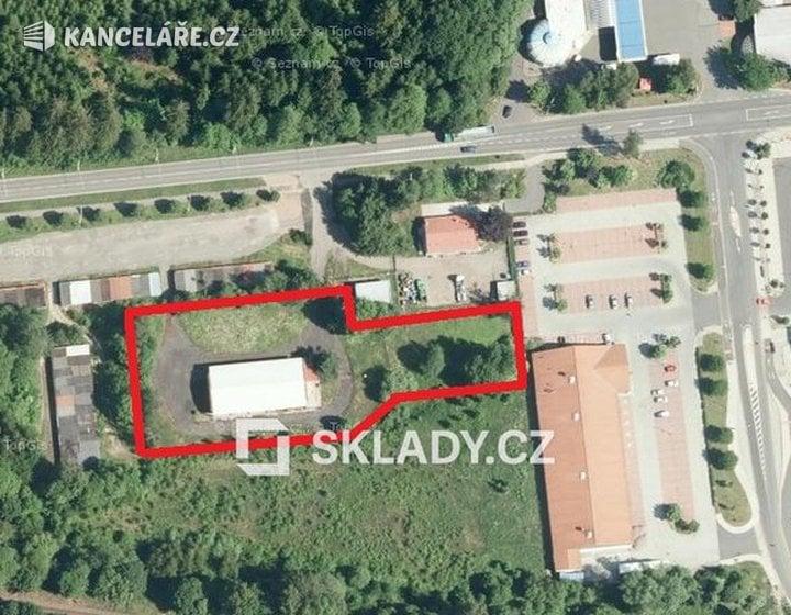 Sklad k pronájmu - Chebská, Mariánské Lázně, 589 m² - foto 7