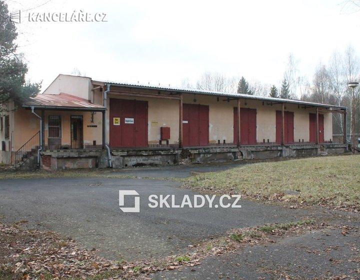 Sklad k pronájmu - Chebská, Mariánské Lázně, 589 m² - foto 1