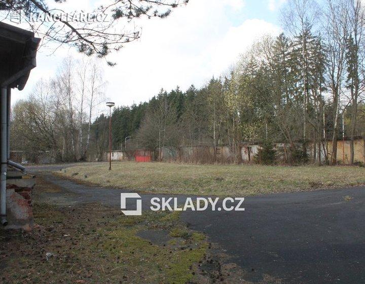 Sklad k pronájmu - Chebská, Mariánské Lázně, 589 m² - foto 5