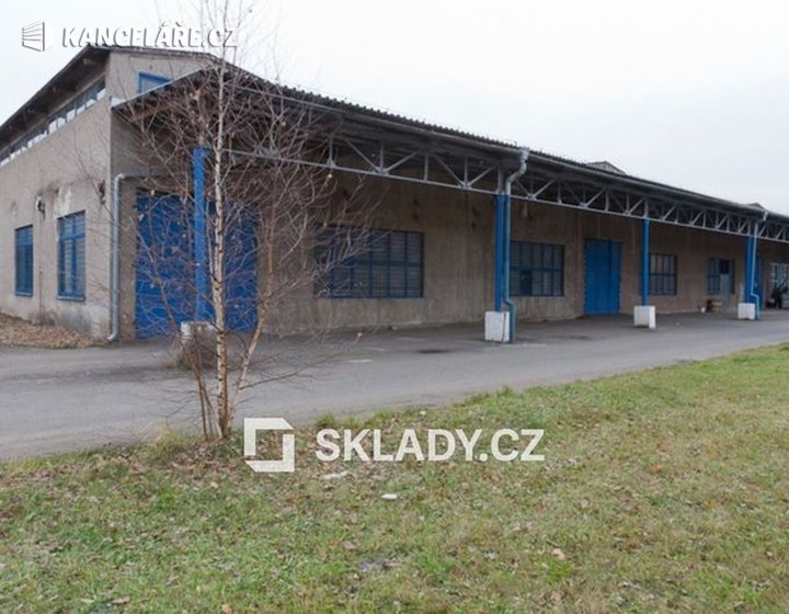 Sklad k pronájmu - Kladruby nad Labem, 2 000 m² - foto 1