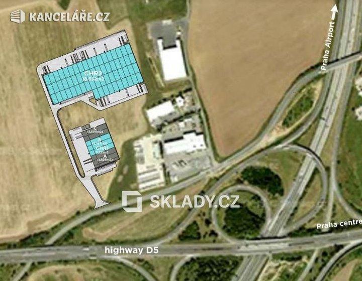 Sklad k pronájmu - Chrášťany, 3 500 m² - foto 7