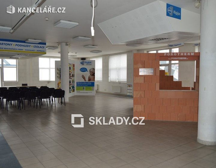 Obchodní prostory k pronájmu - Husova, Příbram, 620 m² - foto 2