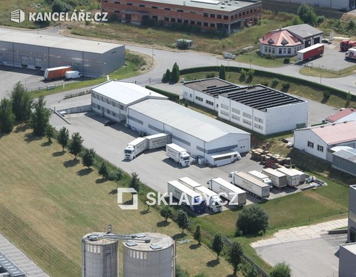Sklad k pronájmu - Pelhřimov, 1 700 m² - foto 1