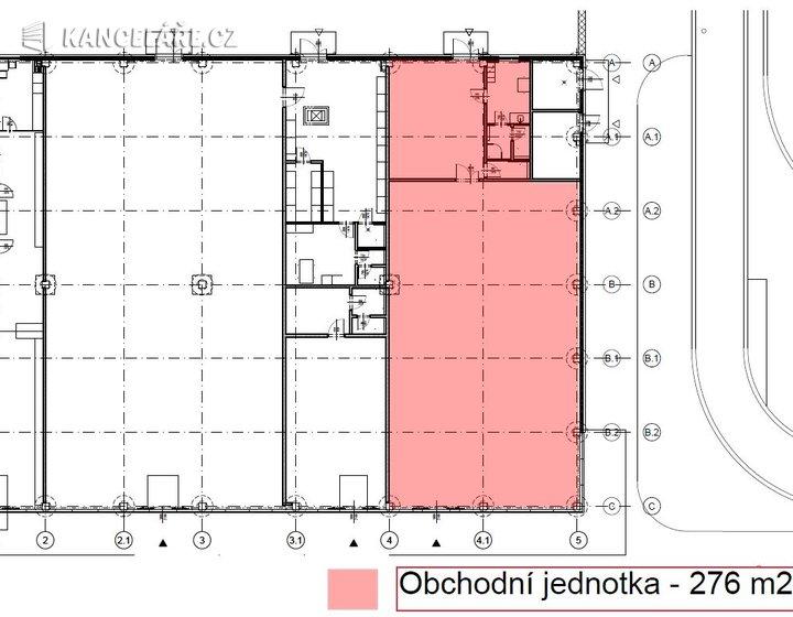Obchodní prostory k pronájmu - Gerská 2237/25, Plzeň - Bolevec, 276 m² - foto 6