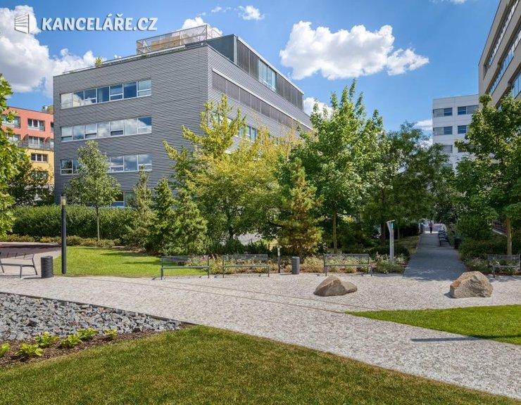 Kancelář k pronájmu - Jemnická 1138/1, Praha - Michle, 105 m²
