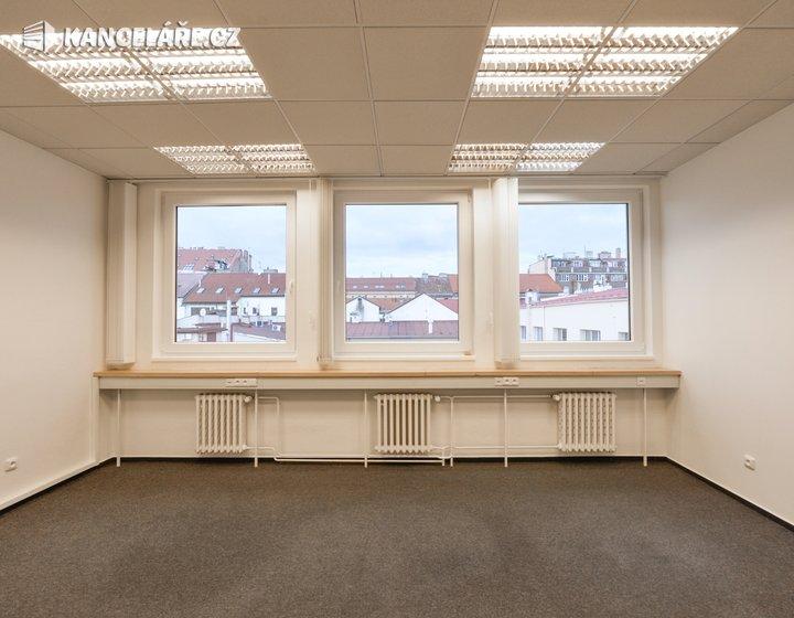 Kancelář k pronájmu - Prvního pluku 621/8a, Praha - Karlín, 50 m² - foto 6