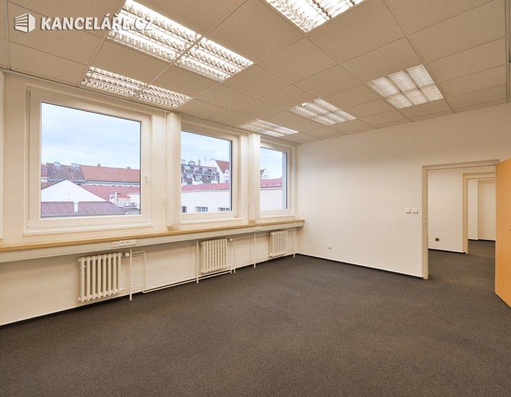 Kancelář k pronájmu - Prvního pluku 621/8a, Praha - Karlín, 50 m²