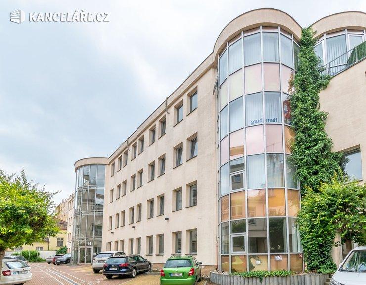 Kancelář k pronájmu - Prvního pluku 621/8a, Praha - Karlín, 40 m²