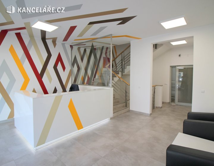 Kancelář k pronájmu - Na žertvách 2196/34, Praha - Libeň, 260 m² - foto 1
