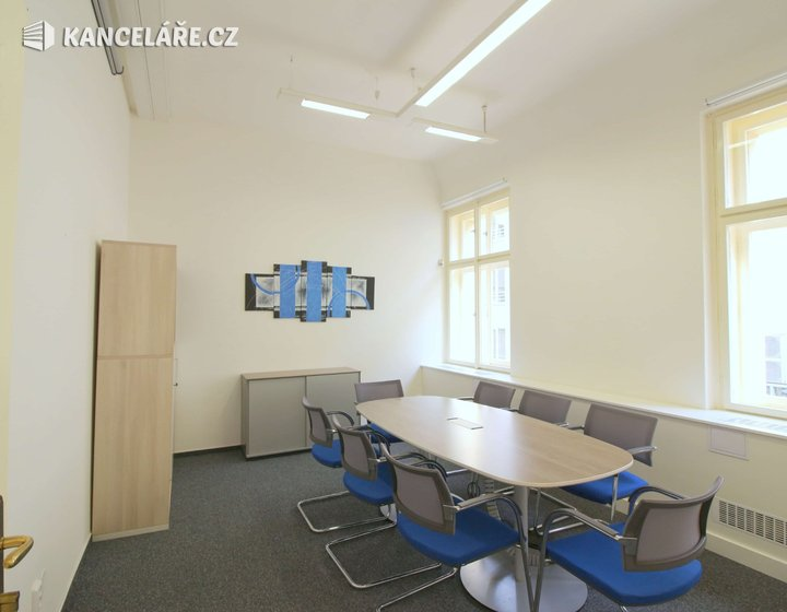 Kancelář k pronájmu - Politických vězňů 912/10, Praha - Nové Město, 117 m² - foto 4