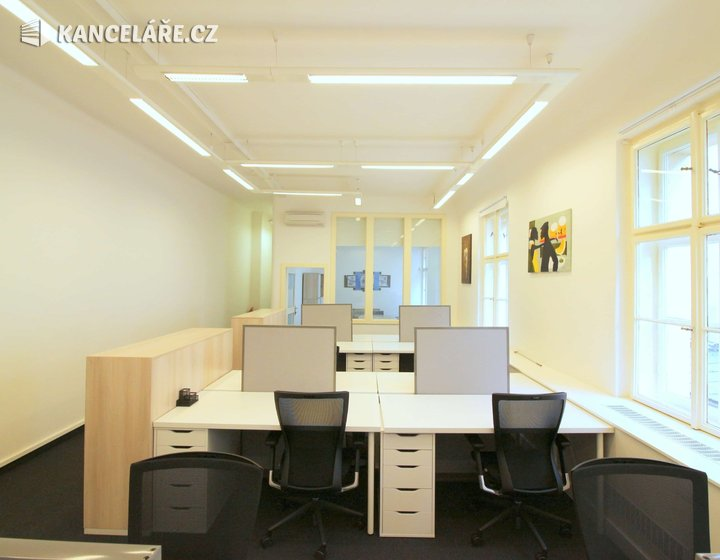 Kancelář k pronájmu - Politických vězňů 912/10, Praha - Nové Město, 117 m² - foto 1