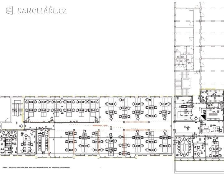 Kancelář k pronájmu - Mlýnská 2353/12, Ostrava - Moravská Ostrava, 1 807 m² - foto 9