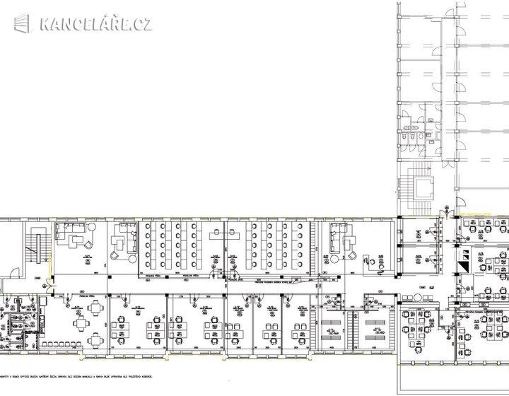 Kancelář k pronájmu - Mlýnská 2353/12, Ostrava - Moravská Ostrava, 1 807 m² - foto 8