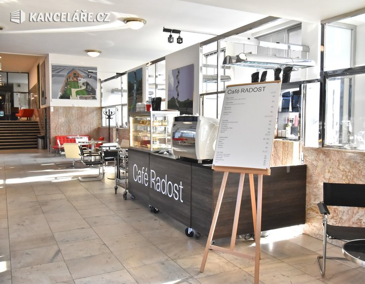 Kancelář k pronájmu - náměstí Winstona Churchilla 1800/2, Praha - Žižkov, 353 m² - foto 4