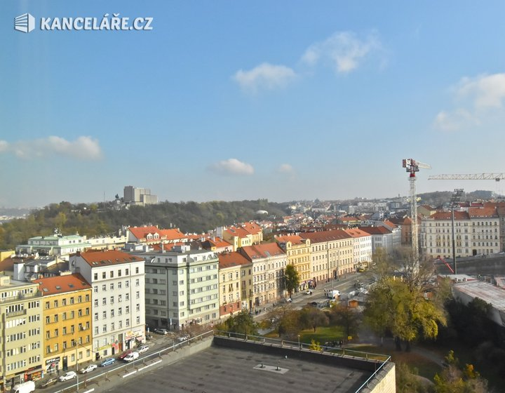 Kancelář k pronájmu - náměstí Winstona Churchilla 1800/2, Praha - Žižkov, 353 m² - foto 33