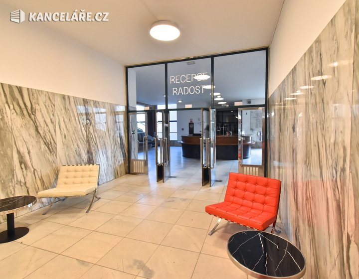 Kancelář k pronájmu - náměstí Winstona Churchilla 1800/2, Praha - Žižkov, 353 m² - foto 7