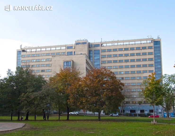 Kancelář k pronájmu - náměstí Winstona Churchilla 1800/2, Praha - Žižkov, 353 m²