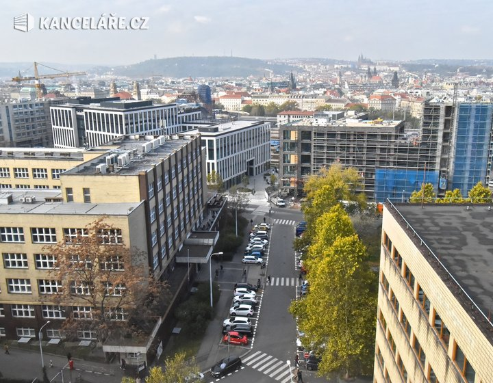 Kancelář k pronájmu - náměstí Winstona Churchilla 1800/2, Praha - Žižkov, 183 m² - foto 30