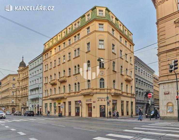 Kancelář k pronájmu - Revoluční 1200/16, Praha - Nové Město, 250 m²