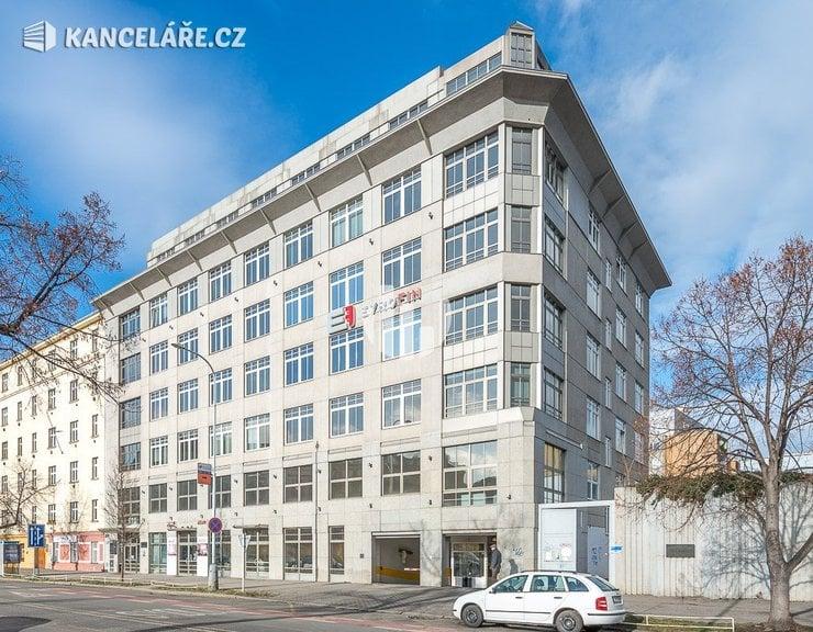 Kancelář k pronájmu - U Uranie 954/18, Praha - Holešovice, 610 m²