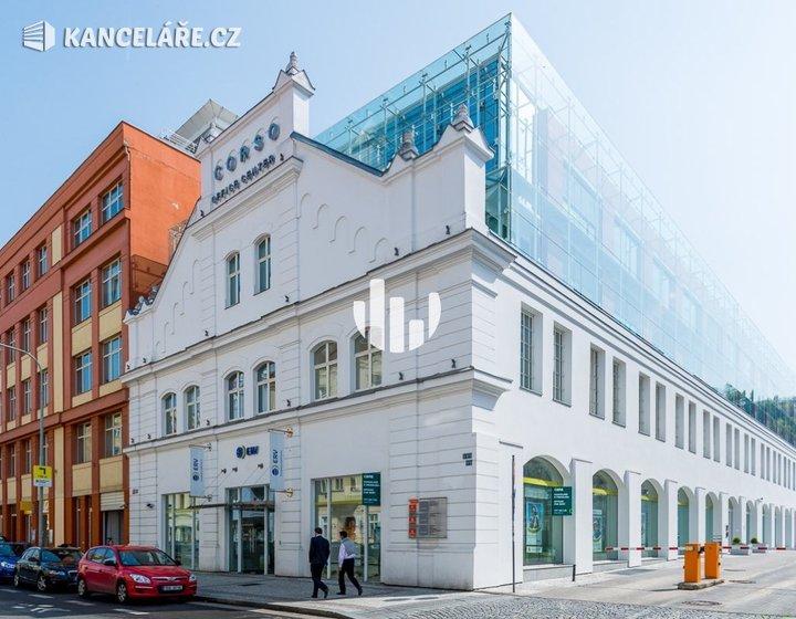 Kancelář k pronájmu - Křižíkova 237/36a, Praha - Karlín, 310 m² - foto 1