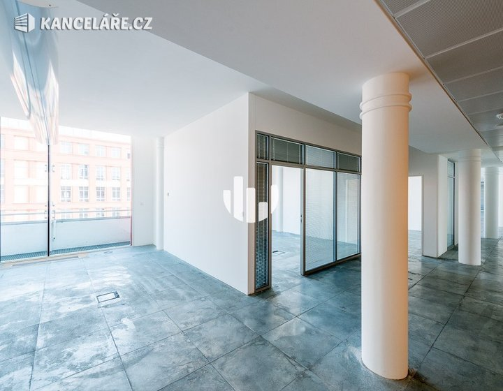 Kancelář k pronájmu - Křižíkova 237/36a, Praha - Karlín, 310 m² - foto 5