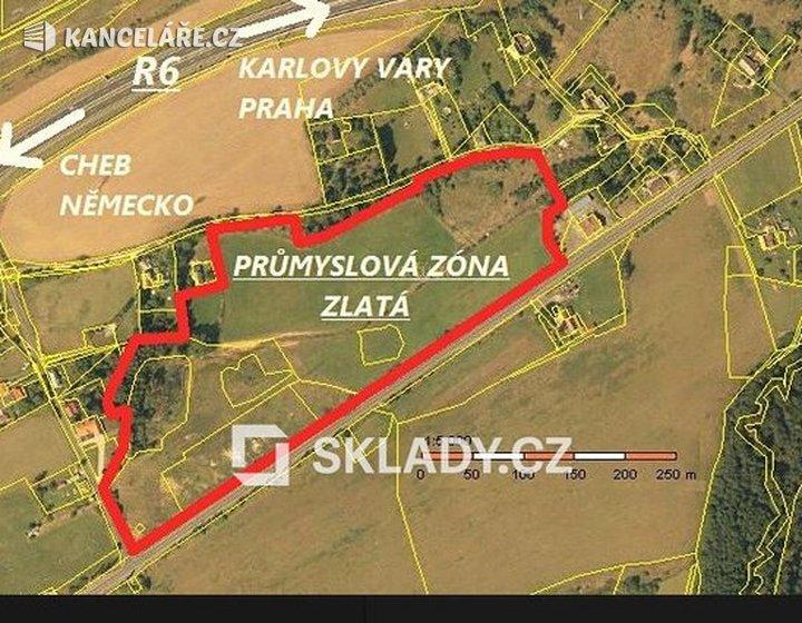 Pozemek na prodej - Kynšperk nad Ohří, 9 000 m² - foto 1