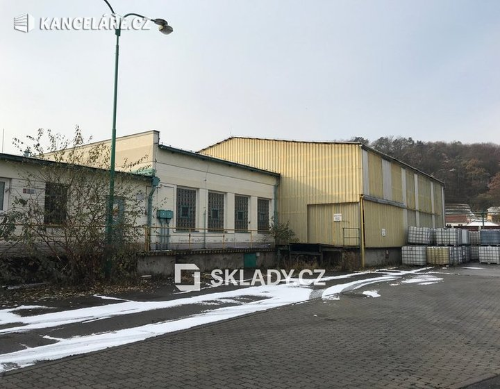 Sklad k pronájmu - Zagarolská, Nelahozeves, 350 m² - foto 1