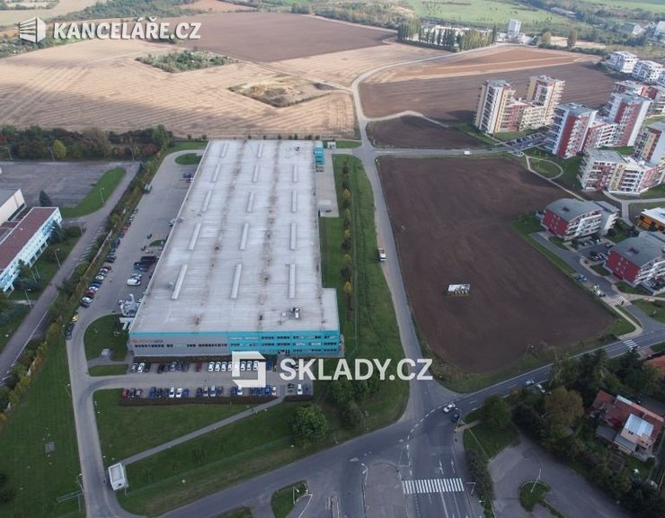 Kancelář k pronájmu - Praha, 1 035 m²