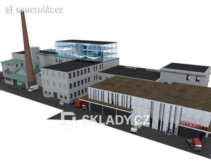 Sklad k pronájmu - Prostějov, 1 400 m² - foto 1