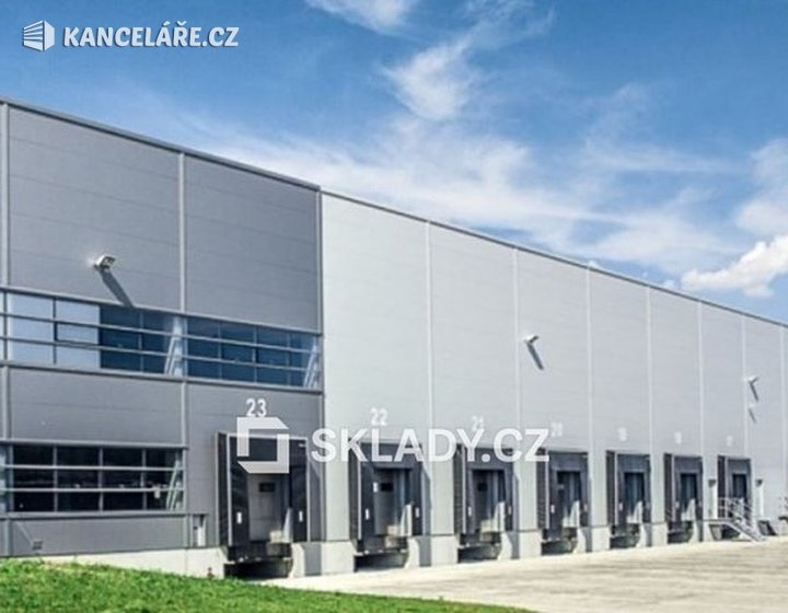 Sklad k pronájmu - Stříbro, 5 000 m² - foto 1