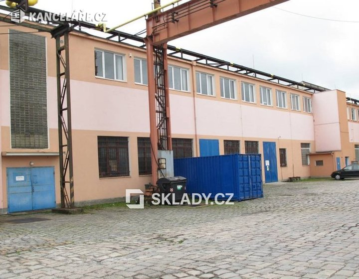 Sklad k pronájmu - Praha, 1 053 m² - foto 12