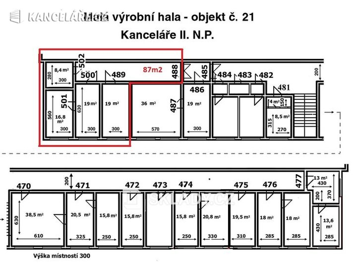 Sklad k pronájmu - Praha, 1 053 m² - foto 1