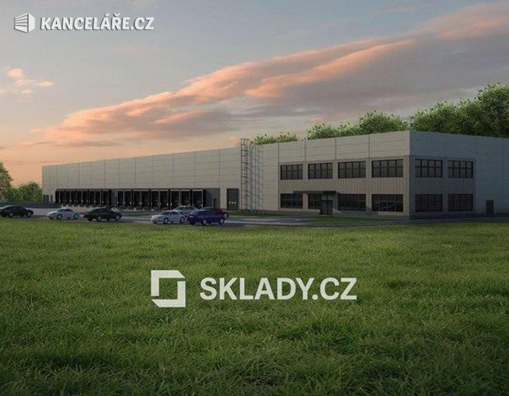 Sklad k pronájmu - Stéblová, 4 000 m²