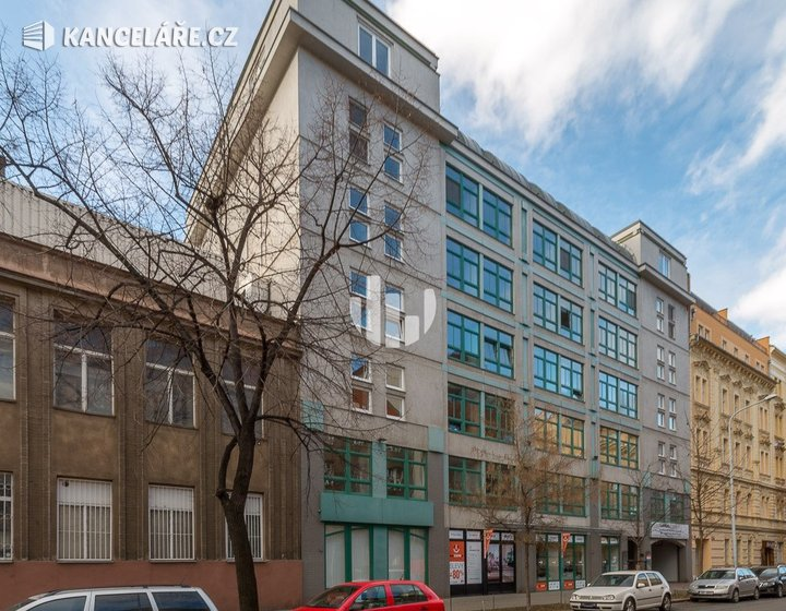 Kancelář k pronájmu - Na Maninách 876/7, Praha - Holešovice, 1 044 m² - foto 1
